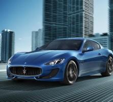 Maserati GranTurismo Sport Blauw