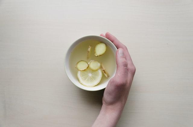 gemberthee citroen